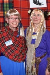 008 Celt Loralee and Viking Kristin